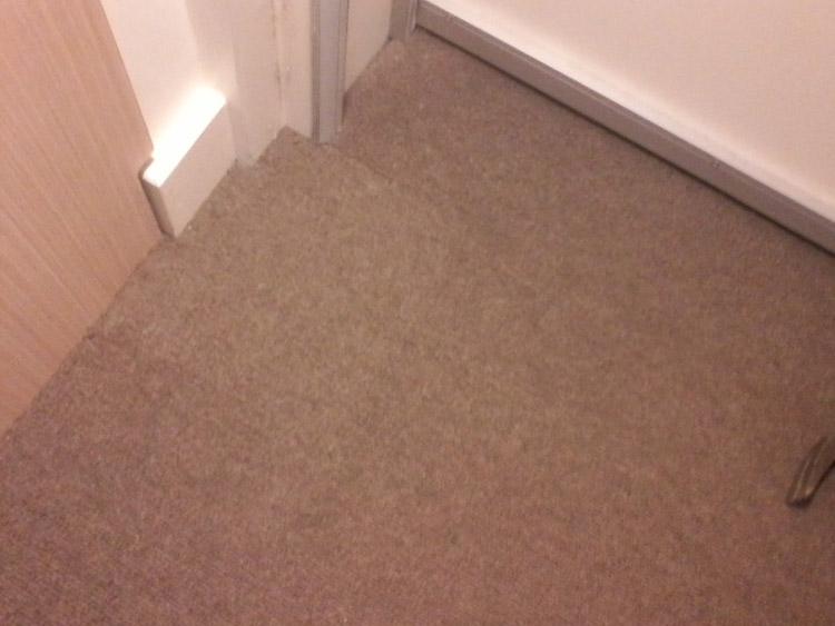 The Carpet Amp Vinyl Repairman Carpet Repairs